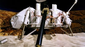 Looking for Life on Mars: Viking Experiment Team Member Reflects on Divisive Findings