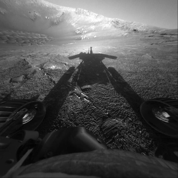 Lost Opportunity: After a 15-Year Odyssey, NASA's Trailblazing Mars Rover Approaches Its End