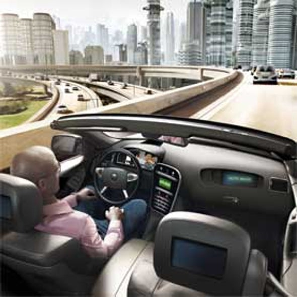 Crash Course: Training the Brain of a Driverless Car