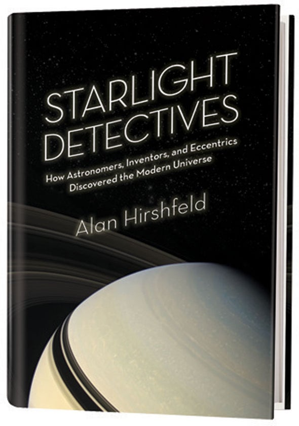 Review: <i>Starlight Detectives</i>