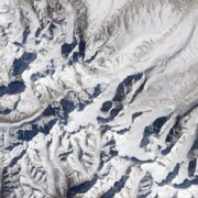 Retreating Mountain Glaciers Pose Freshwater Shortage