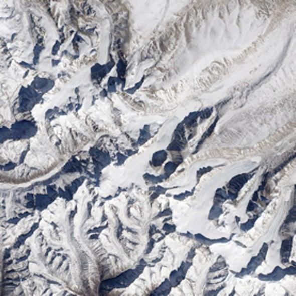 Retreating Mountain Glaciers Pose Freshwater Shortage
