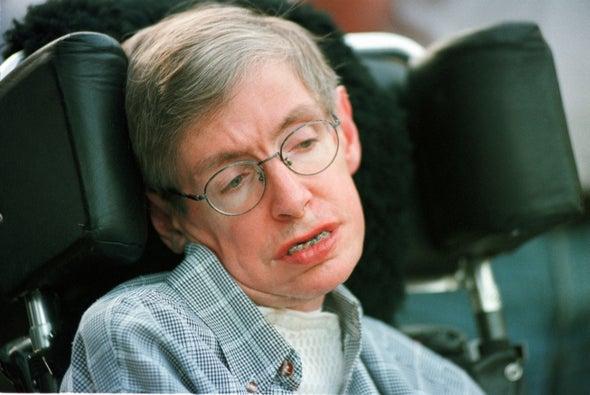The Myth of Stephen Hawking