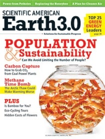Earth 3.0 - Population & Sustainability