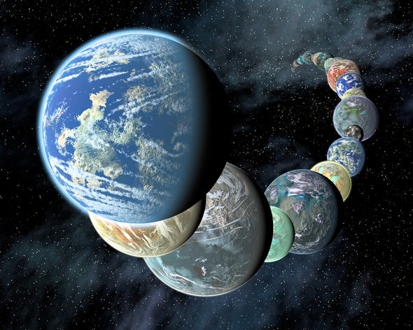 NASA's Kepler Mission May Have Found Fewer Habitable Exoplanets Than Thought