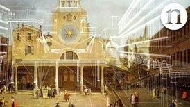 Tour Venice with a Virtual Time Machine
