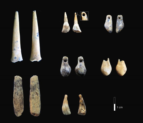 Cave That Housed Neandertals and Denisovans Challenges View of Cultural Evolution