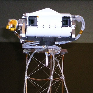 Our Eyes on Mars: How the Phoenix Lander Sees