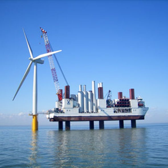 Slide Show: The World's 10 Largest Renewable Energy Projects