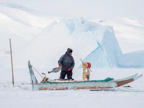 Greenland Glaciers May Be Leaking Mercury