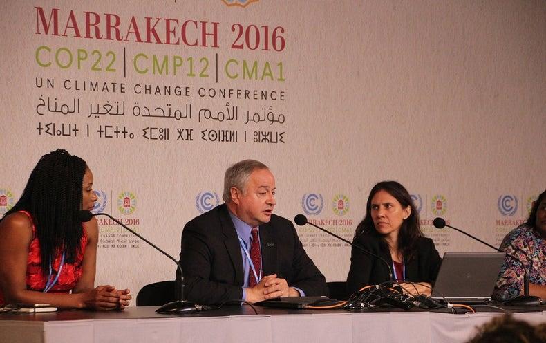 No Plan B at Climate Talks, Given Trump Win