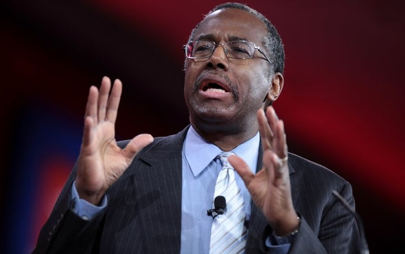 Could Ben Carson Be Just What the Doctor Ordered for HUD?