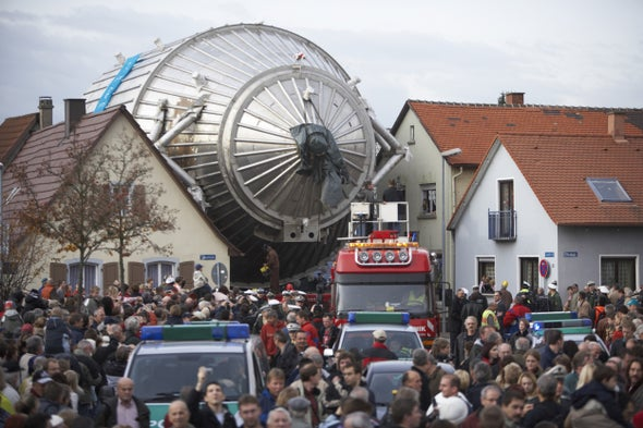New Measurement Aims to Solve Neutrino Mystery