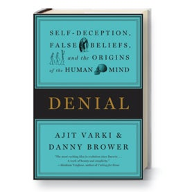 Denial, Denial: Self-Deception, False Beliefs, and the Origins of the Human Mind