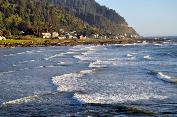 """Where the Pacific Northwest's """"Big One"""" Is More Likely to Strike"""