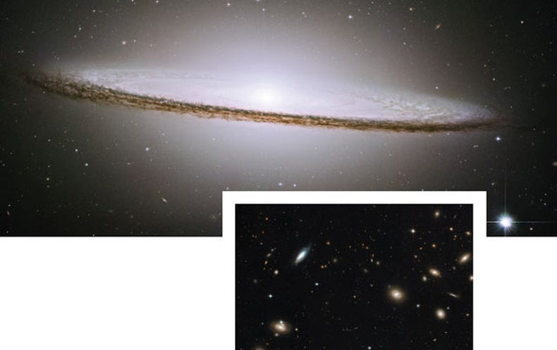 Ghostly Galaxies Appear in the Coma Cluster