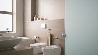 TIL a bidet is considered a key green technology and uses significantly less water, electricity, and wood than a single roll of toilet paper