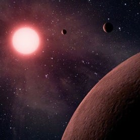Small planets discovered by the Kepler spacecraft
