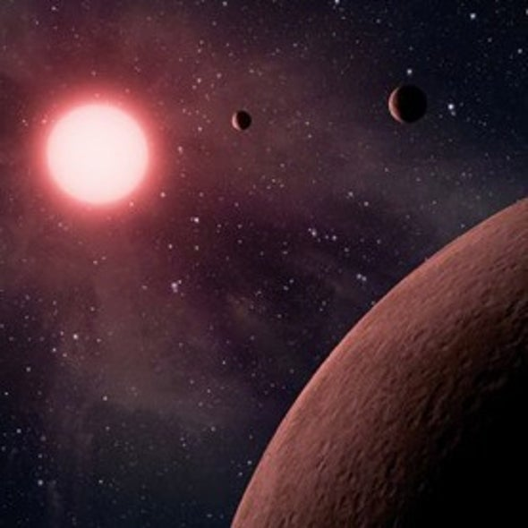Three Tiny Exoplanets Suggest Solar System Not So Special
