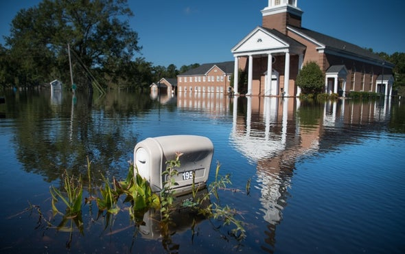 FEMA's Panel of Flood Experts Unable to Meet as Losses Mount