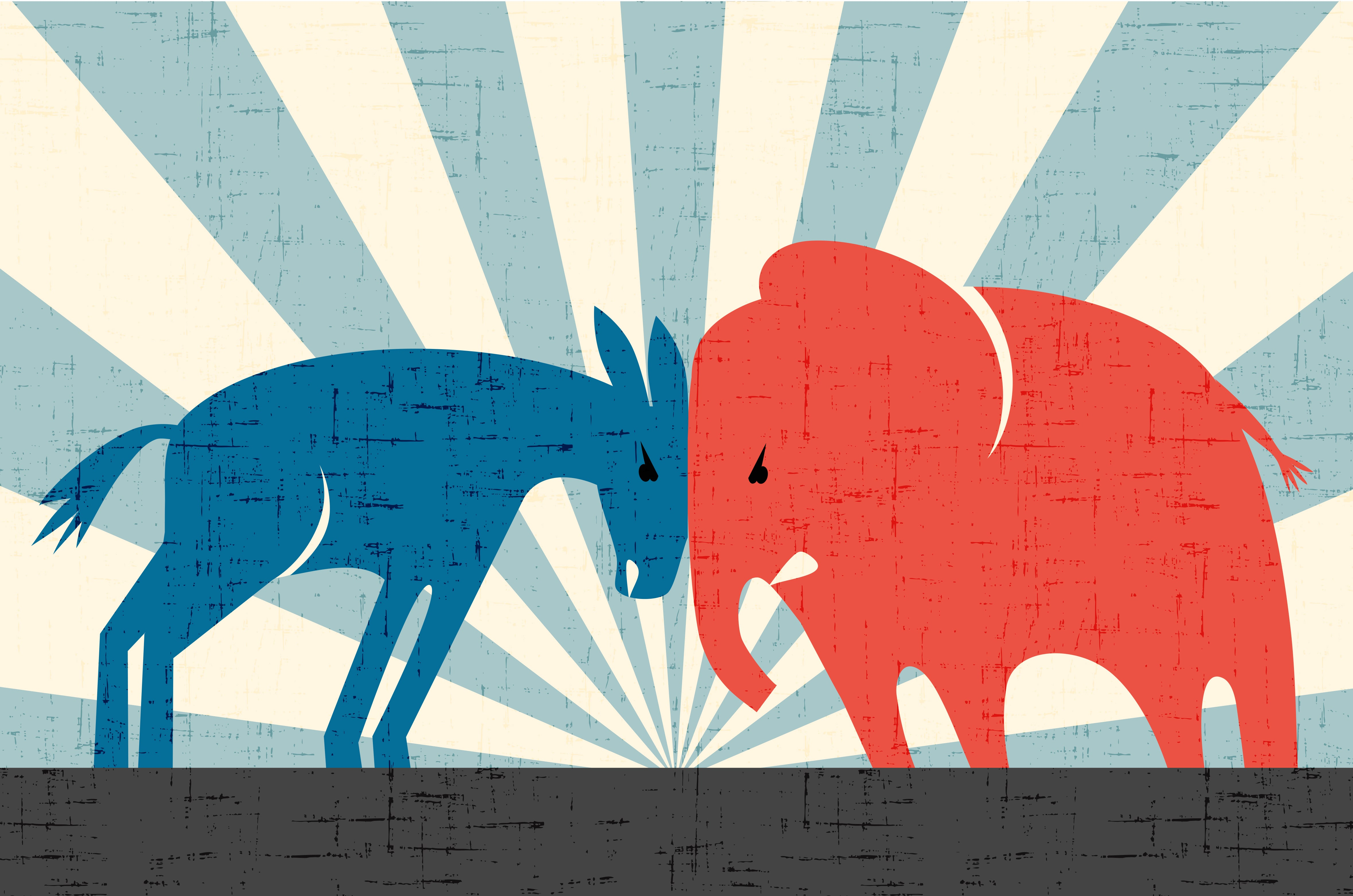 Unconscious Reactions Separate Liberals and Conservatives