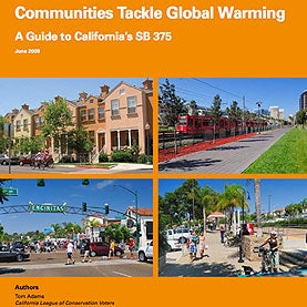 California's Sustainable Communities and Climate Protection Law