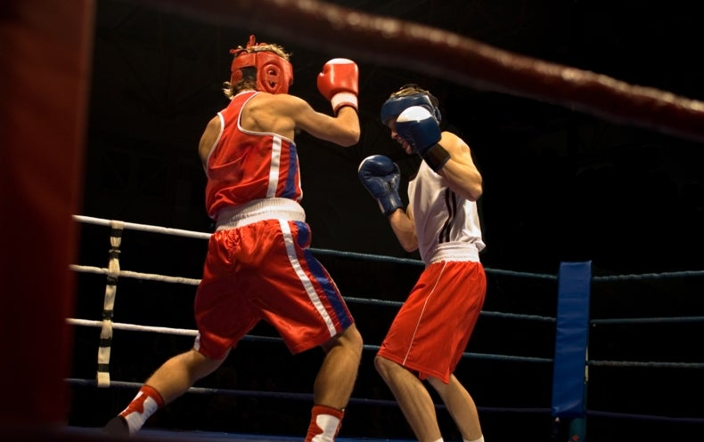 """""""Knockout"""" Head Injuries Linked to Parkinson's, but Not Alzheimer's"""
