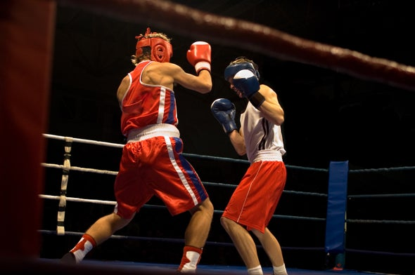 """Knockout"" Head Injuries Linked to Parkinson's, but Not Alzheimer's"