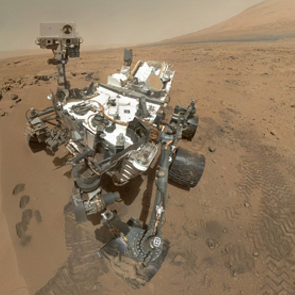 Curiosity Rover Finds No Methane on Mars--Yet