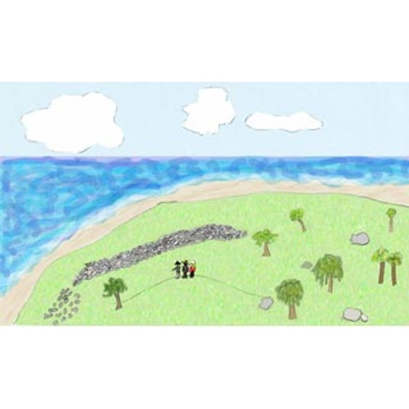 Puzzling Adventures: What Happens When Sea Levels Rise? Wet Walls on Whit Island