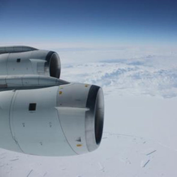 Government Shutdown Would Put Arctic Study on Ice