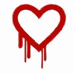 heartbleed logo