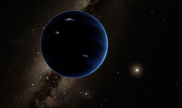 Looking for Planet Nine, Astronomers Gaze into the Abyss