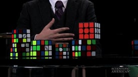 Math Puts a New Twist on Solving a Rubik's Cube with the Fewest Moves