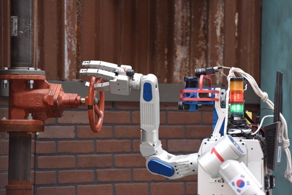 Korean Robot Takes Home $2M Prize in DARPA Challenge