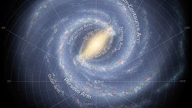 A Stellar Discovery on the Milky Way's Far Side
