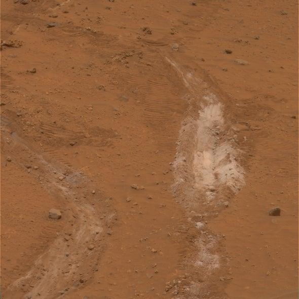To Find Life on Mars, Look Underground