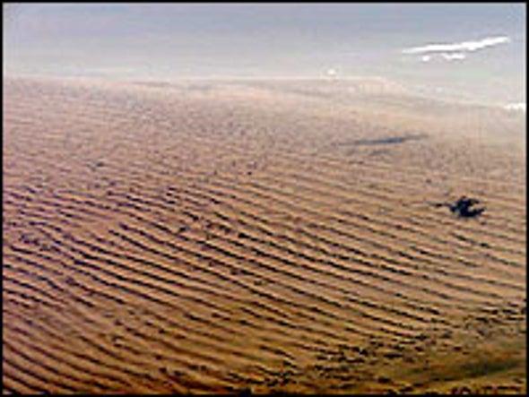 No Sea, But Plenty of Dunes on Titan