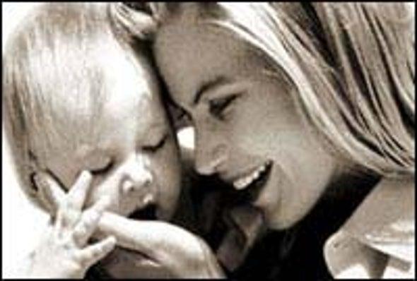 Researchers Find Brain Receptors Linked to Mother-Infant Bonding