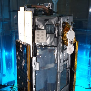 NASA's New Satellite Aims to Solve a Climate Change Mystery