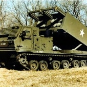 GUIDED MULTIPLE LAUNCH ROCKET SYSTEMS (GMLRS):