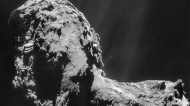 Hyperactive Comets Hint at Origins of Earth's Oceans