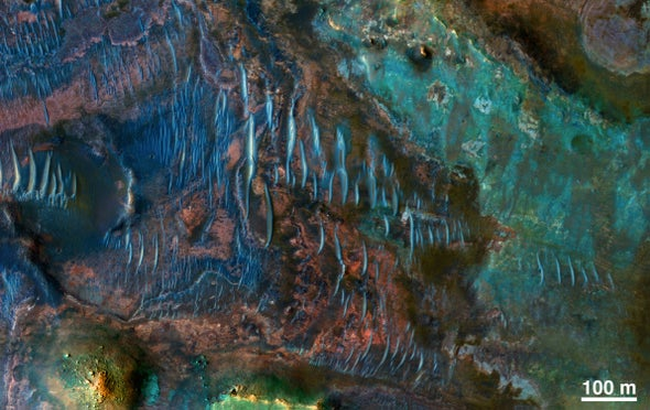 10 Years at Mars: Mars Reconnaissance Orbiter's Best Images [Slide Show]