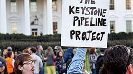 2013 Saw Environmental Protests, Regulatory Conflicts of Interest and Lingering Mysteries