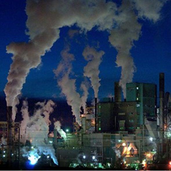 Economic Slump and Energy Efficiency Drive U.S. Greenhouse Gas Emissions Drop