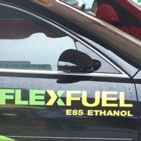 flex-fuel cars mandate