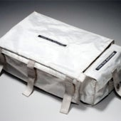 <i>APOLLO 15</i> LUNAR MODULE FILM MAGAZINE STOWAGE BAG