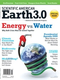 Earth 3.0 - Energy vs. Water