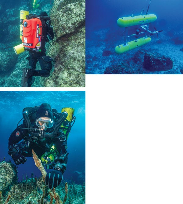 The Centuries-Long Search for Sunken Treasure