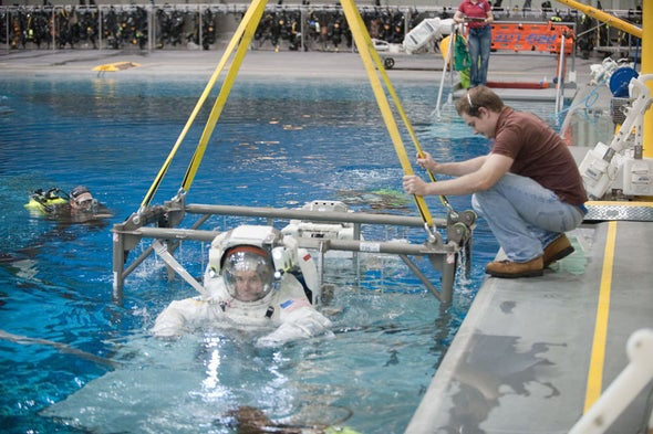 Astronauts Prepare for Final Space Shuttle Mission